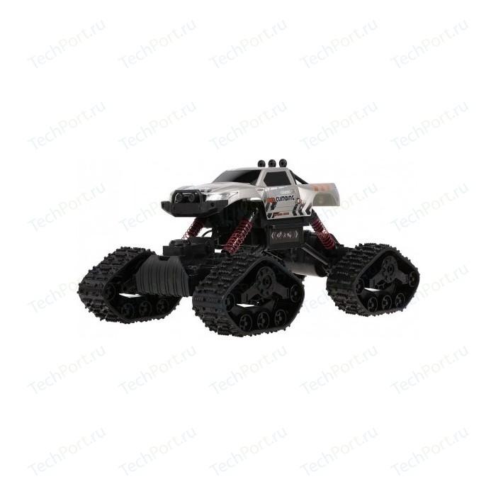 Радиоуправляемый мотоцикл ZHIYANG TOYS джип 2 в 1 ( колеса+гусеницы ) - 8897-186E