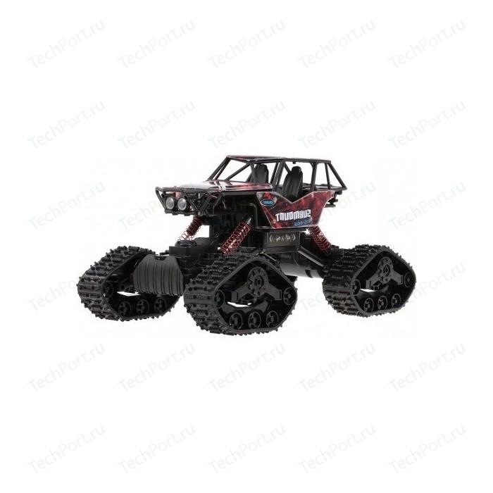 Радиоуправляемый мотоцикл ZHIYANG TOYS джип 2 в 1 ( колеса+гусеницы ) - 8897-187E