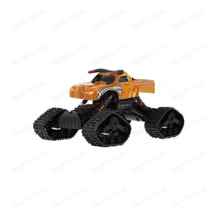 Радиоуправляемый мотоцикл ZHIYANG TOYS джип 2 в 1 ( колеса+гусеницы ) - 8897-189E