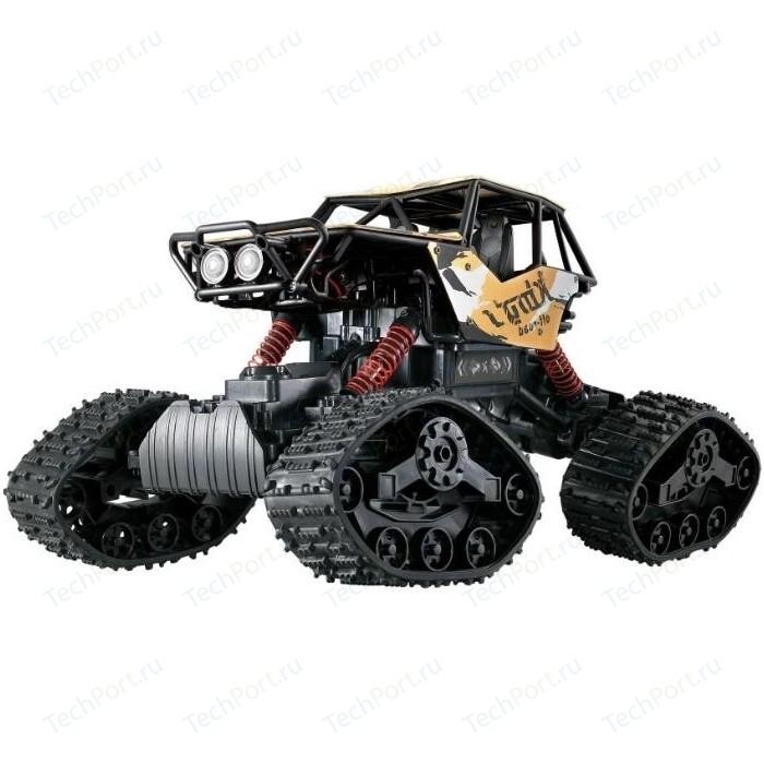 Радиоуправляемый мотоцикл ZHIYANG TOYS джип 2 в 1 ( колеса+гусеницы ) - 8897-194E