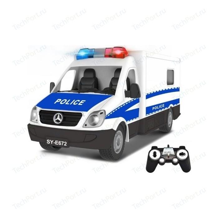 Радиоуправляемая машина Double Eagle Полицейский фургон 2.4G