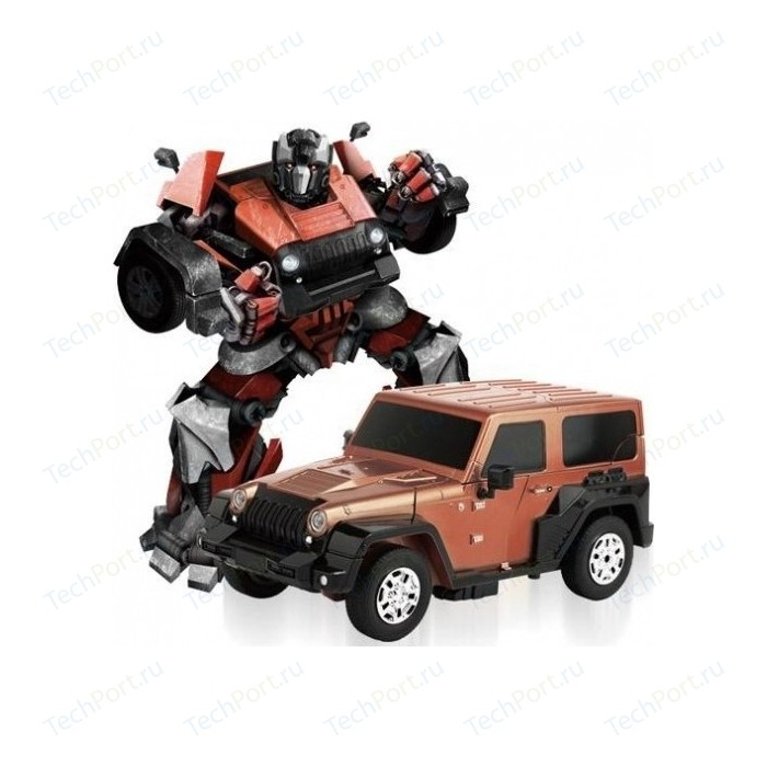 Радиоуправляемый робот-трансформер Jia Qi JQ Justic Fighter Auotobot TT658