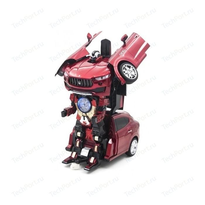 Радиоуправляемый робот-трансформер Meizhi Maserati Levante 1:14 (стреляет присосками)