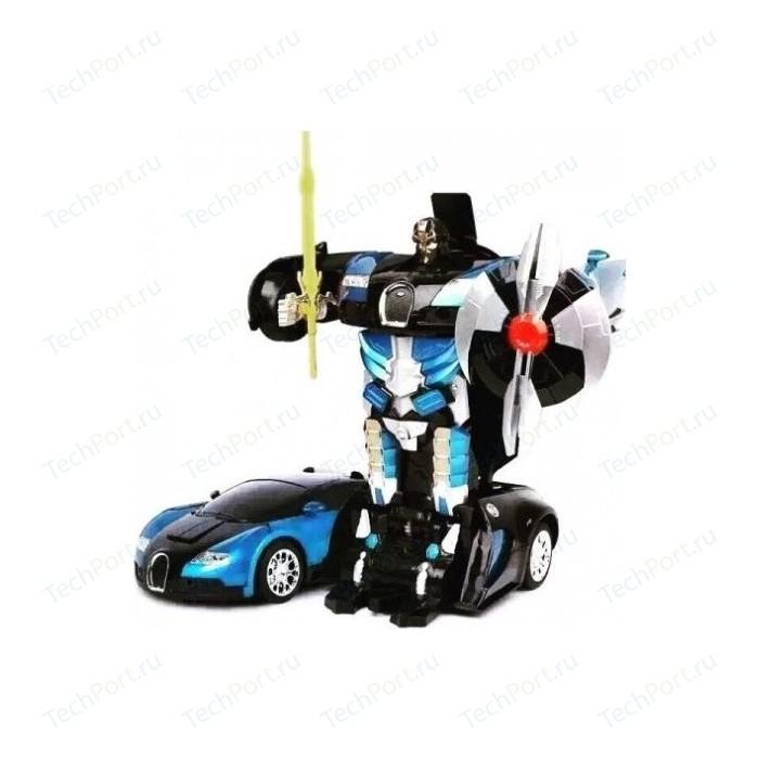 Радиоуправляемый трансформер Meizhi Bugatti Veyron 1:22