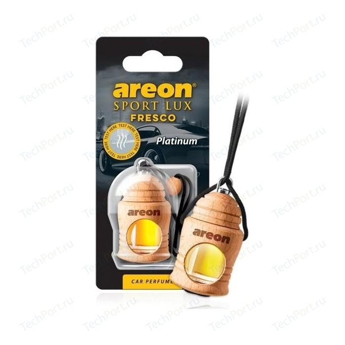 Ароматизатор автомобильный Areon FRESCO Платина Platinum