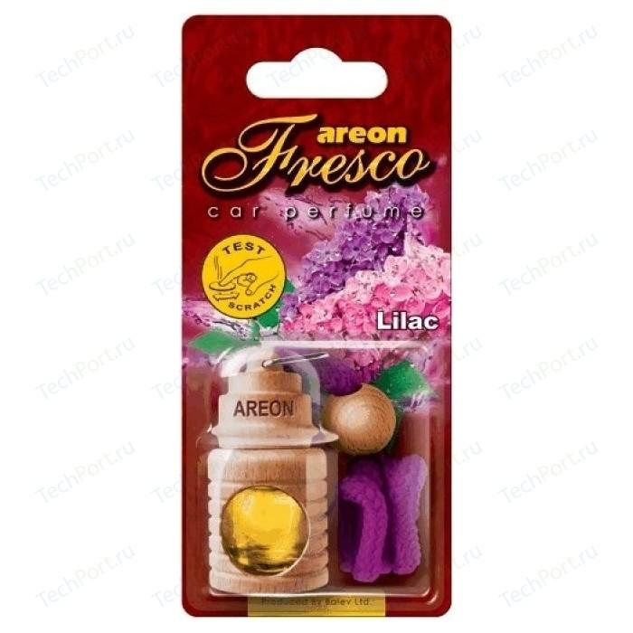 Ароматизатор автомобильный Areon FRESCO Сирень Lilac