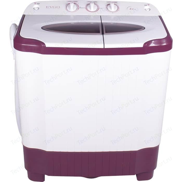 Стиральная машина EVGO WS-50PET стиральная машина славда ws 50pet