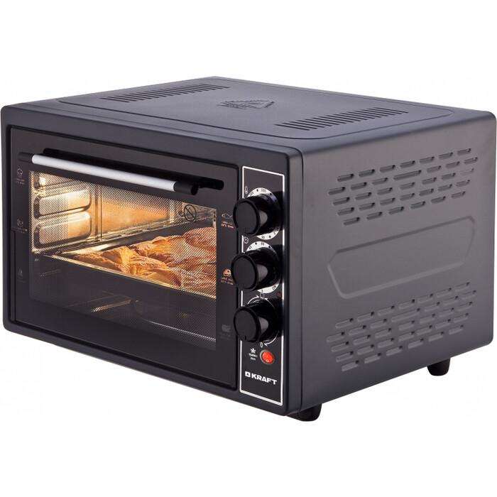 Мини-печь Kraft KF-MO 3804 RKBL черный