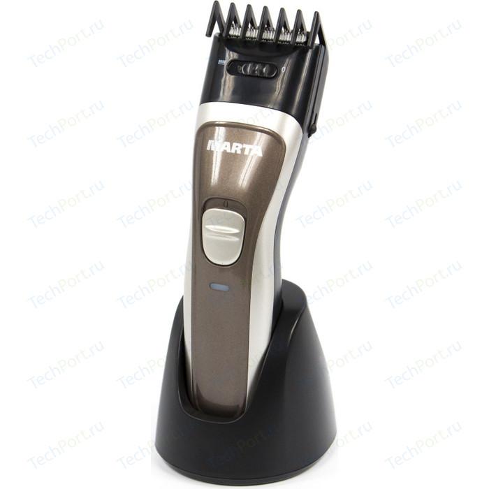 Машинка для стрижки волос Marta MT-2218 золотой гранит