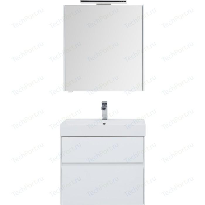 Мебель для ванной Aquanet Бруклин 70 белый