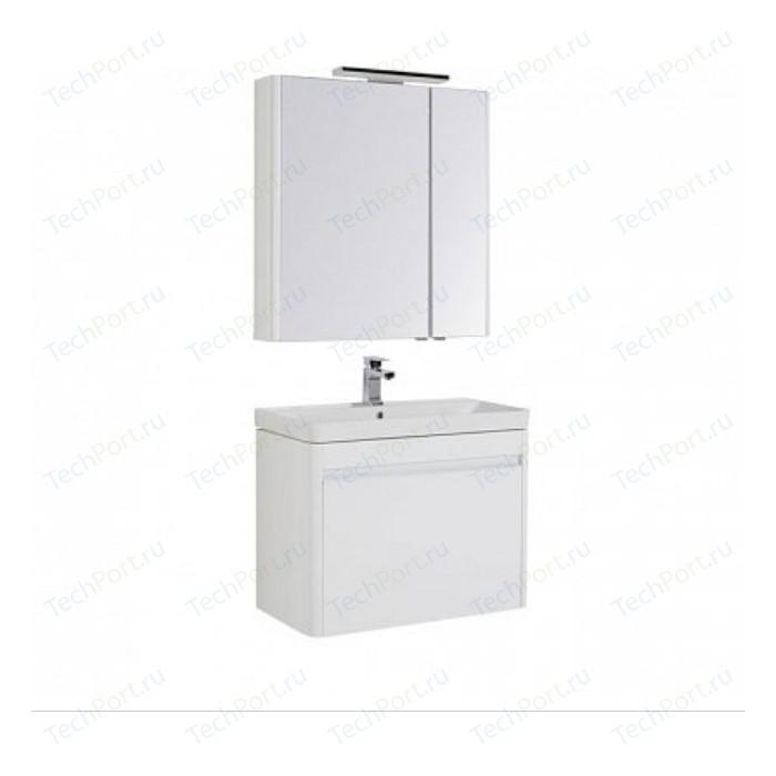 Мебель для ванной Aquanet Вилора 105 белый