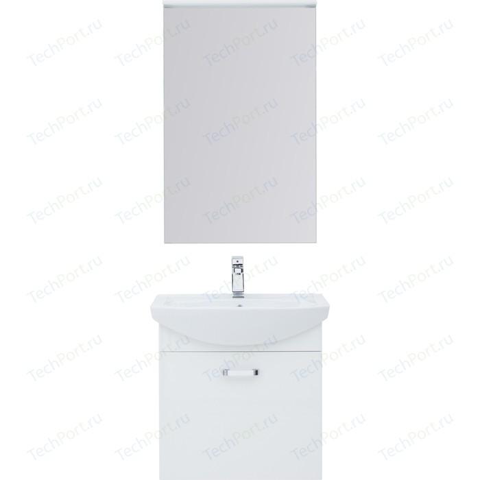 Мебель для ванной Aquanet Ирис 65 белый 1 ящик