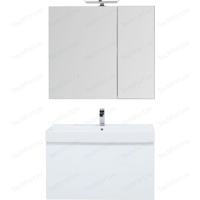 Мебель для ванной Aquanet Йорк 100 белый
