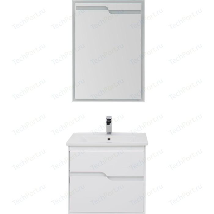 Мебель для ванной Aquanet Модена 65 белый