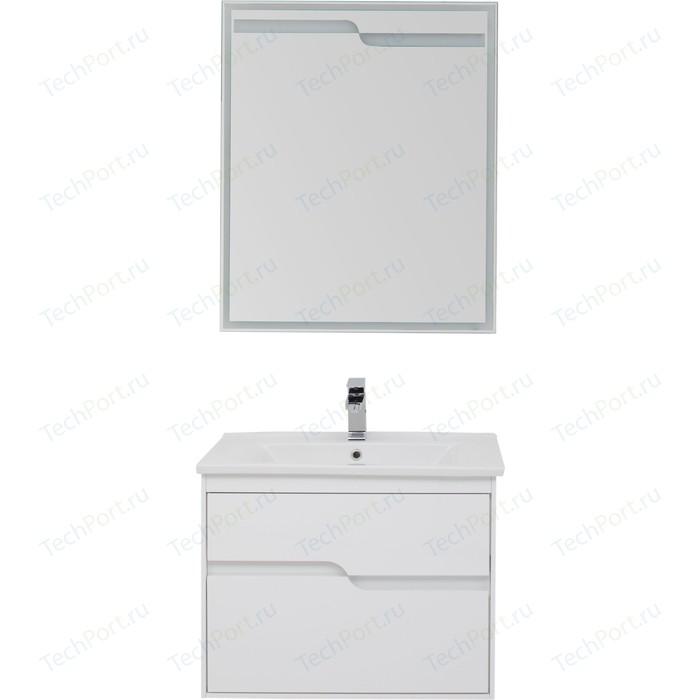 Мебель для ванной Aquanet Модена 75 белый