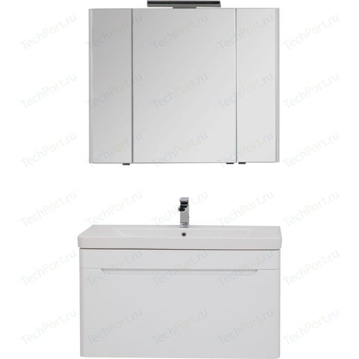Мебель для ванной Aquanet София 105 белый