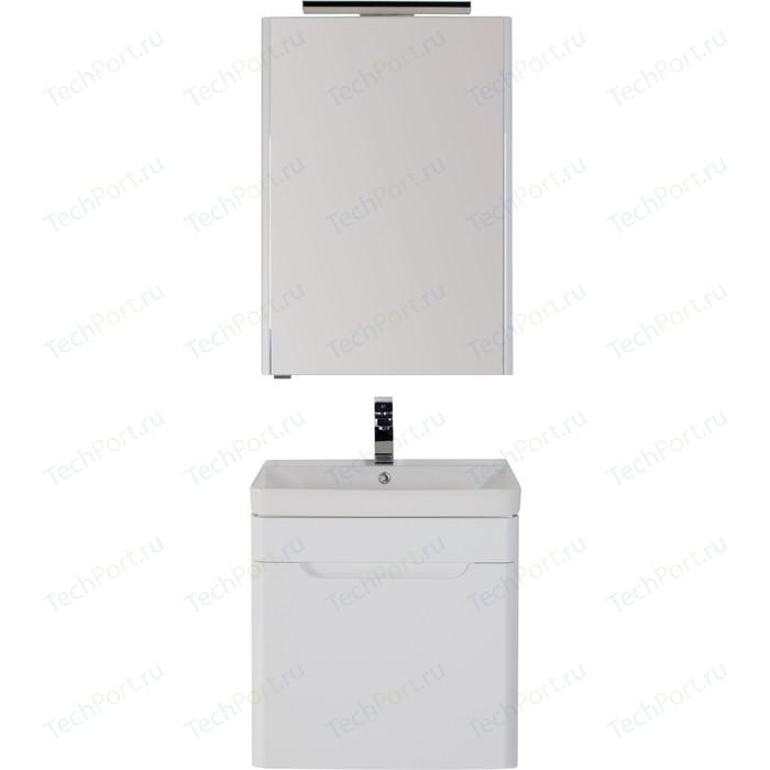 Мебель для ванной Aquanet София 60 белый