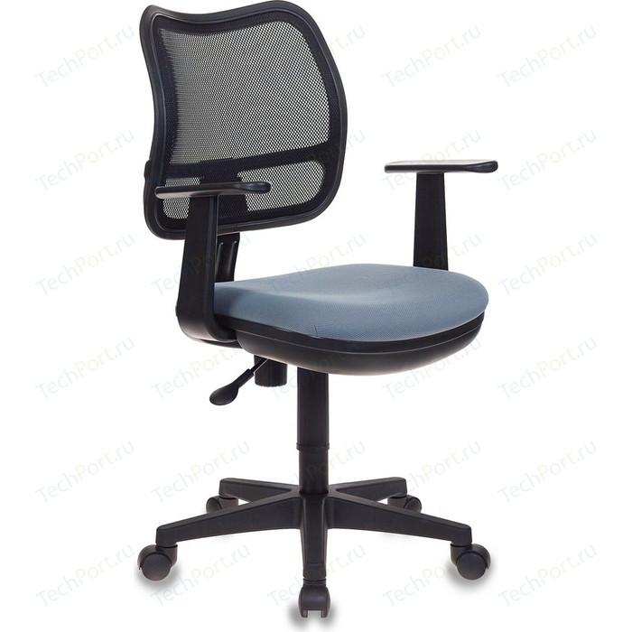 Кресло Бюрократ CH-797AXSN/26-25 черный-серый