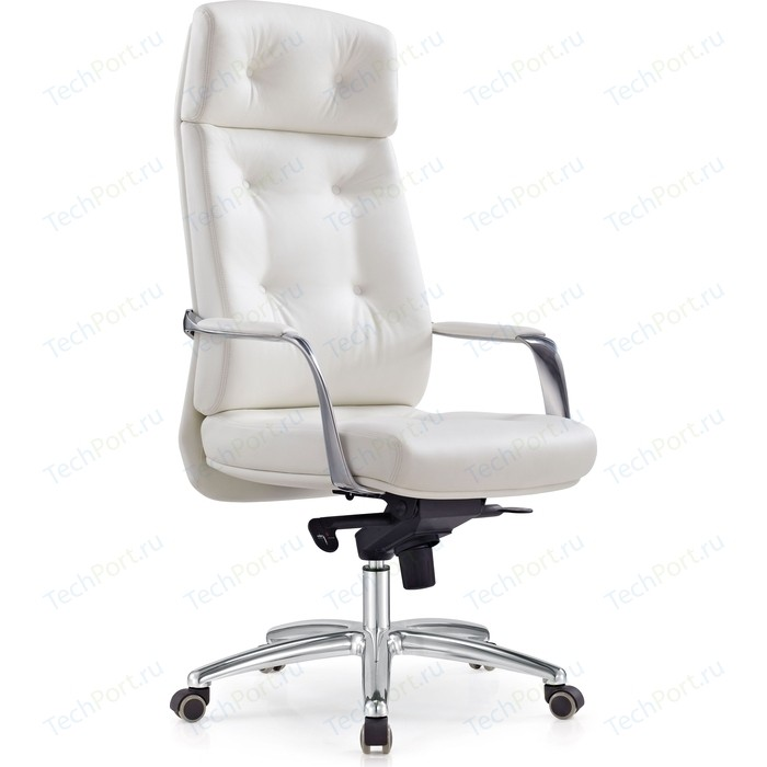 Кресло Бюрократ Dao/white