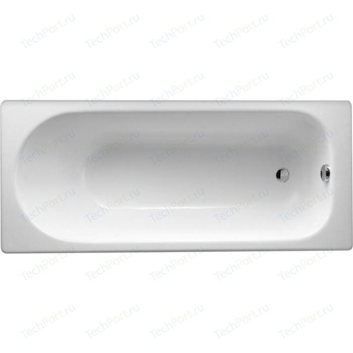 Чугунная ванна Jacob Delafon Soissons 160x70 (E2931-00, E4113-NF)