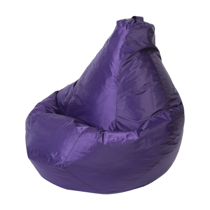 Кресло-мешок DreamBag Фиолетовое оксфорд XL 125x85