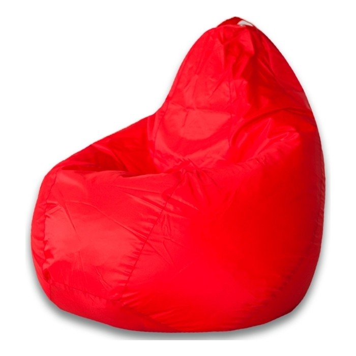 Кресло-мешок DreamBag Красное оксфорд XL 125x85