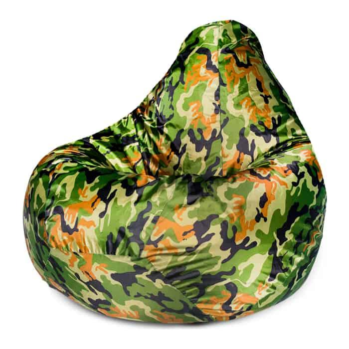 Кресло-мешок DreamBag Камуфляж оксфорд XL 125x85