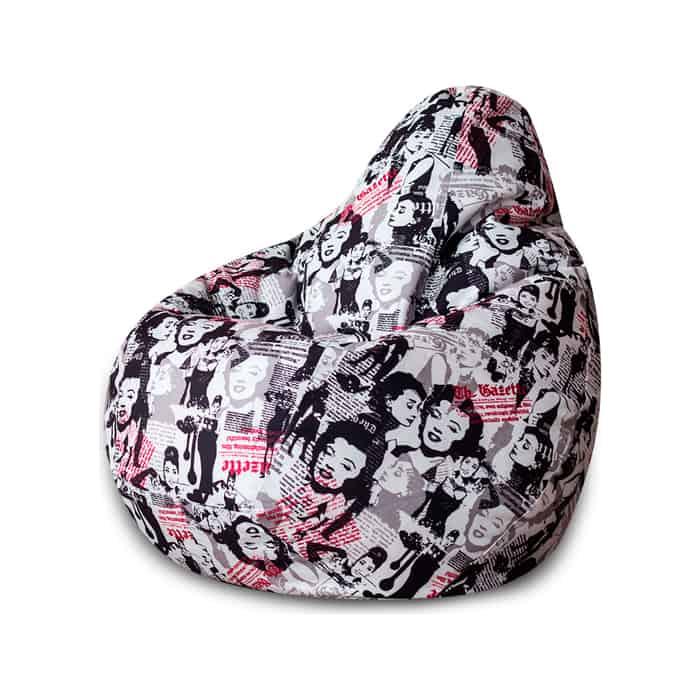 Кресло-мешок DreamBag Леди XL 125x85