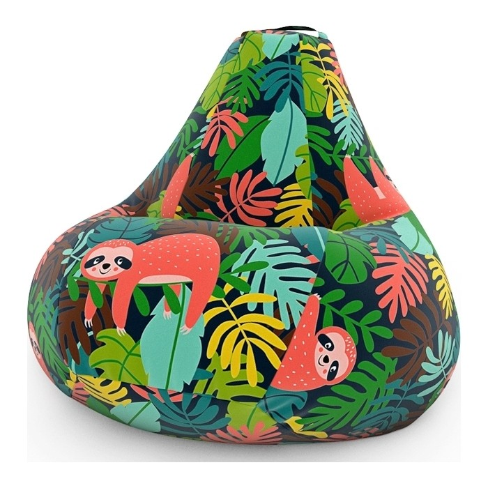 Кресло-мешок DreamBag Ленни XL 125x85 кресло мешок dreambag гусиная лапка xl 125x85