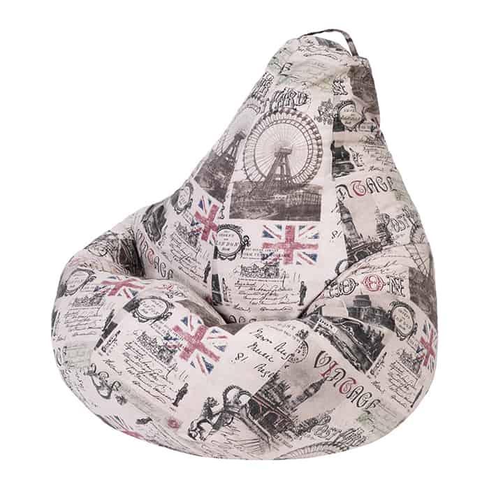 Кресло-мешок DreamBag Челси XL 125x85