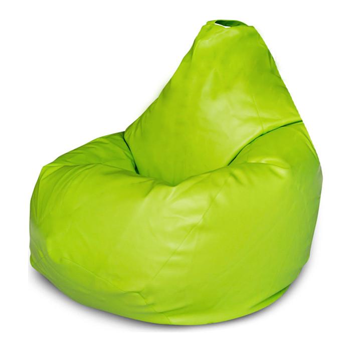 Кресло-мешок DreamBag Салатовая экокожа XL 125x85