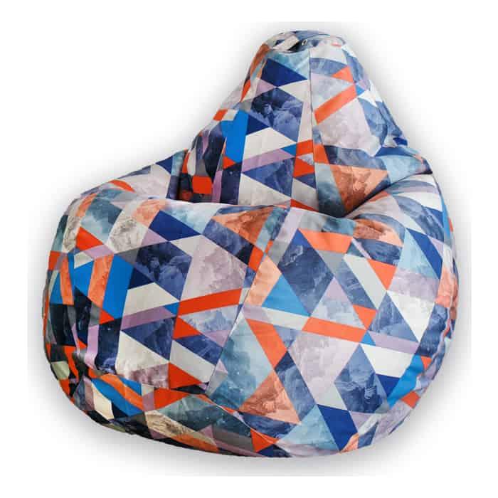 Кресло-мешок DreamBag Деним XL 125x85