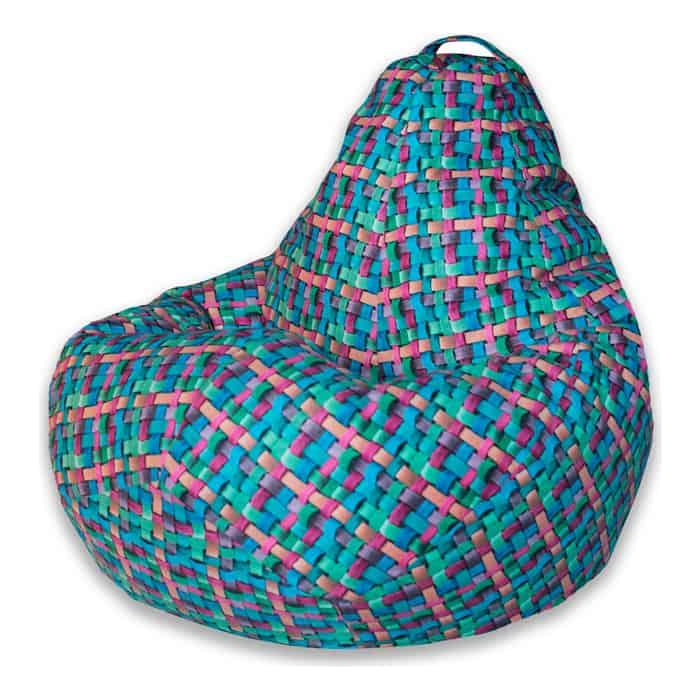 Кресло-мешок DreamBag Лукошко XL 125x85 баб лукошко чай травяной детский мелисса чабрец фенхель 5 мес 20 8 бабушкино лукошко