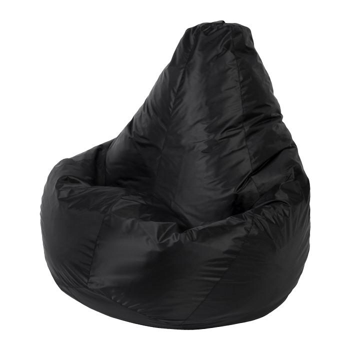 Кресло-мешок DreamBag Черное оксфорд 2XL 135x95