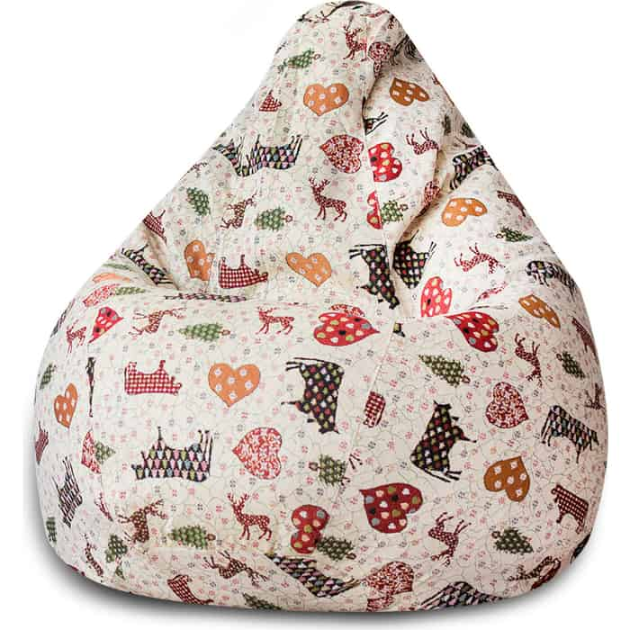 Кресло-мешок DreamBag Village 2XL 135x95