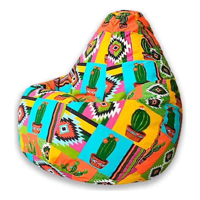Кресло-мешок DreamBag Кактус 2XL 135x95