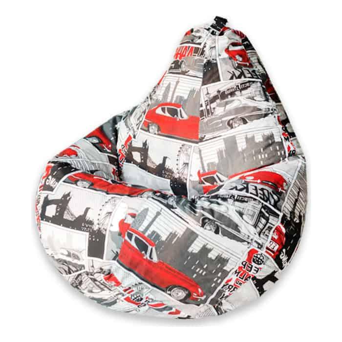 Кресло-мешок DreamBag Ягуар 2XL 135x95