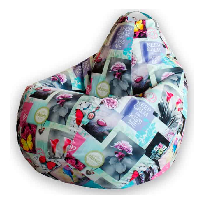Кресло-мешок DreamBag Колибри 2XL 135x95