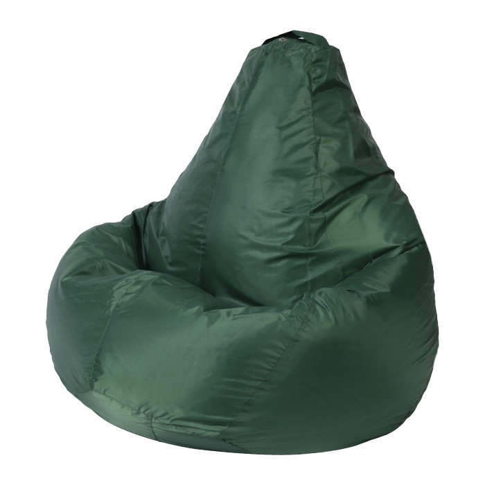 Кресло-мешок DreamBag Зеленое оксфорд 3XL 150x110