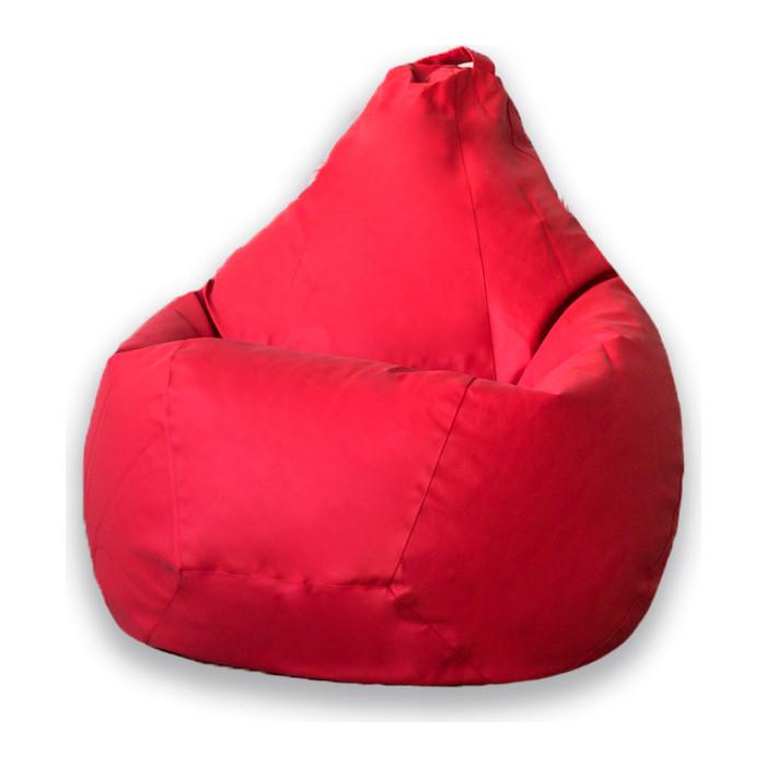 Кресло-мешок DreamBag Красное фьюжн 3XL 150x110