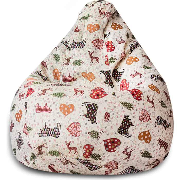 Кресло-мешок DreamBag Village 3XL 150x110