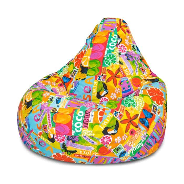 Кресло-мешок DreamBag Цитрус 3XL 150x110