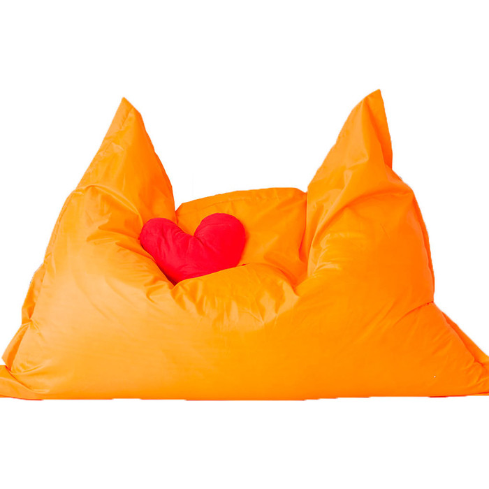 Кресло DreamBag Подушка оранжевое