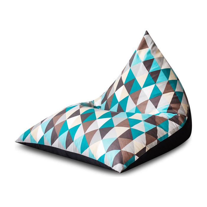 Кресло DreamBag Пирамида изумруд