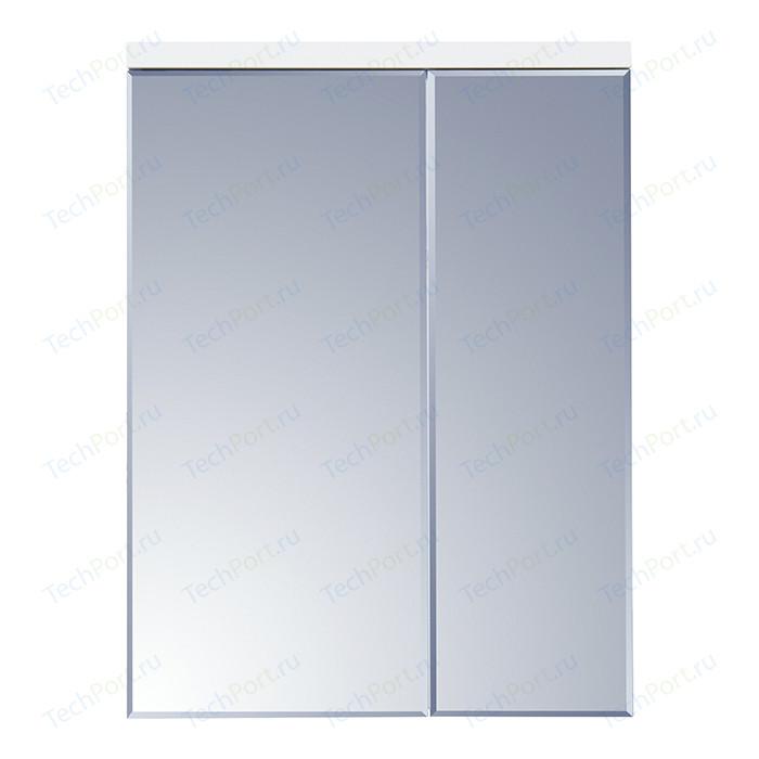 Зеркальный шкаф Акватон Брук 60 с подсветкой (1A200502BC010)
