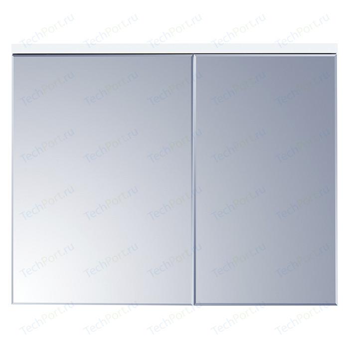 Зеркальный шкаф Акватон Брук 80 с подсветкой (1A200602BC010)