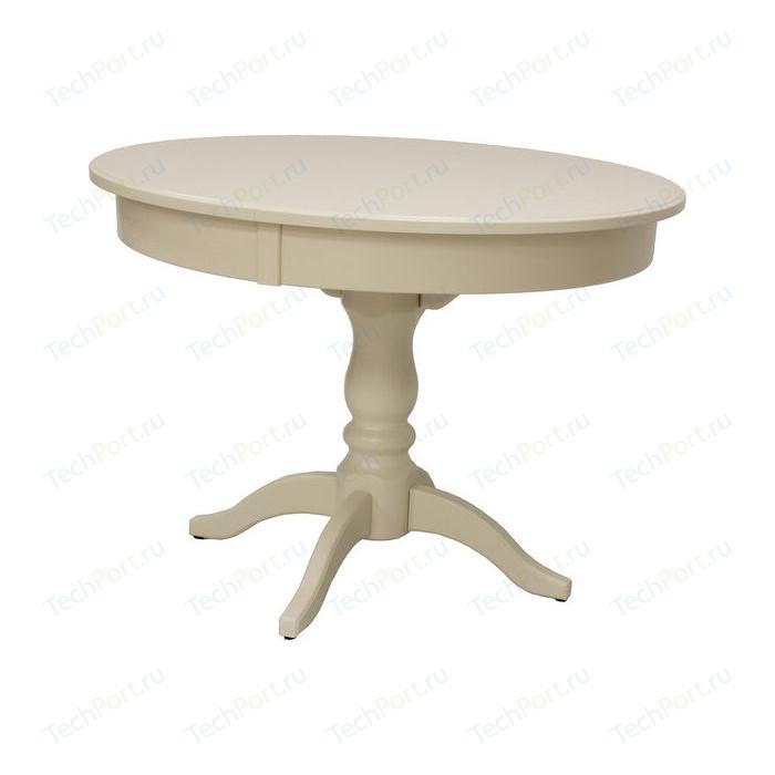 Стол раздвижной Leset Мичиган 2Р слоновая кость 1013