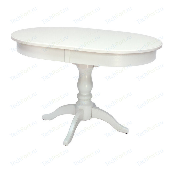 Стол раздвижной Leset Вермонт 2Р слоновая кость 1013