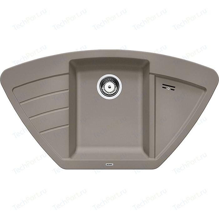 Кухонная мойка Blanco Zia 9 E серый беж (514763)