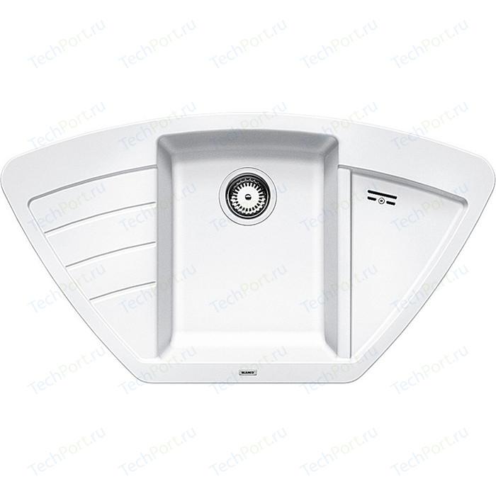Кухонная мойка Blanco Zia 9 E белый (514758)